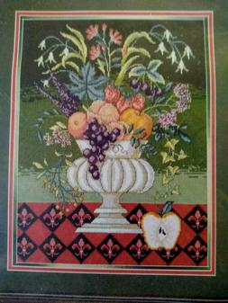 heritage collection the fruit of life needlepoint