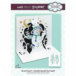 Creative Expressions Pop-Up Craft Die-Frosty Friends